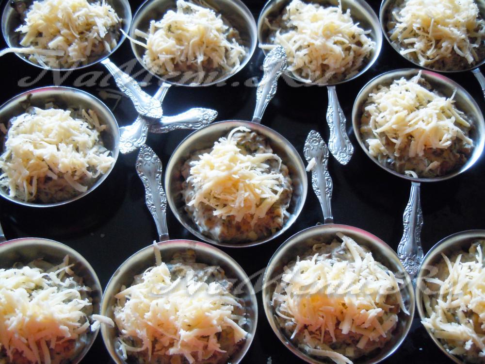 Жульен, рецепты с фото на RussianFood.com: 82 рецепта жульена