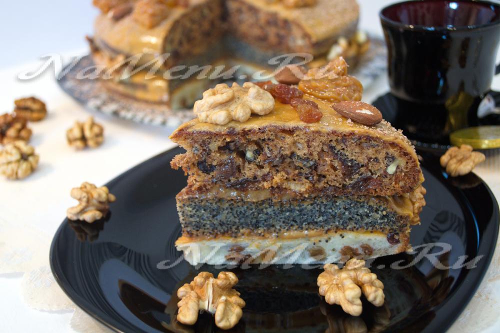 Рецепт торта бедный еврей в домашних условиях с пошагово