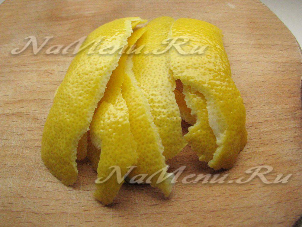 настойка на апельсинах на спирту рецепт приготовления в домашних условиях