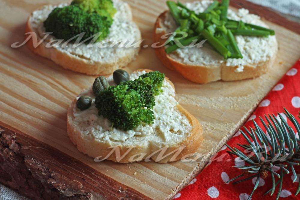 Как сделать бутерброды с чесноком 667