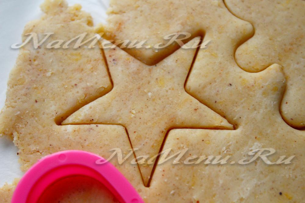 печенье песочное для детей рецепты с фото