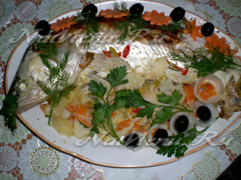 Что приготовить из судака рецепты с фото