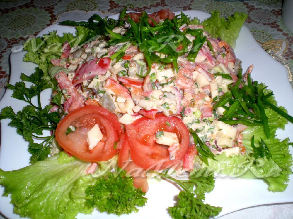Салат биг бен