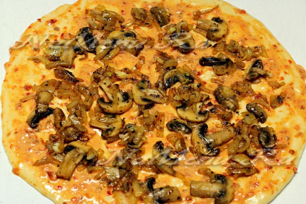 Пицца рецепты с фото на RussianFoodcom 736 рецептов пиццы