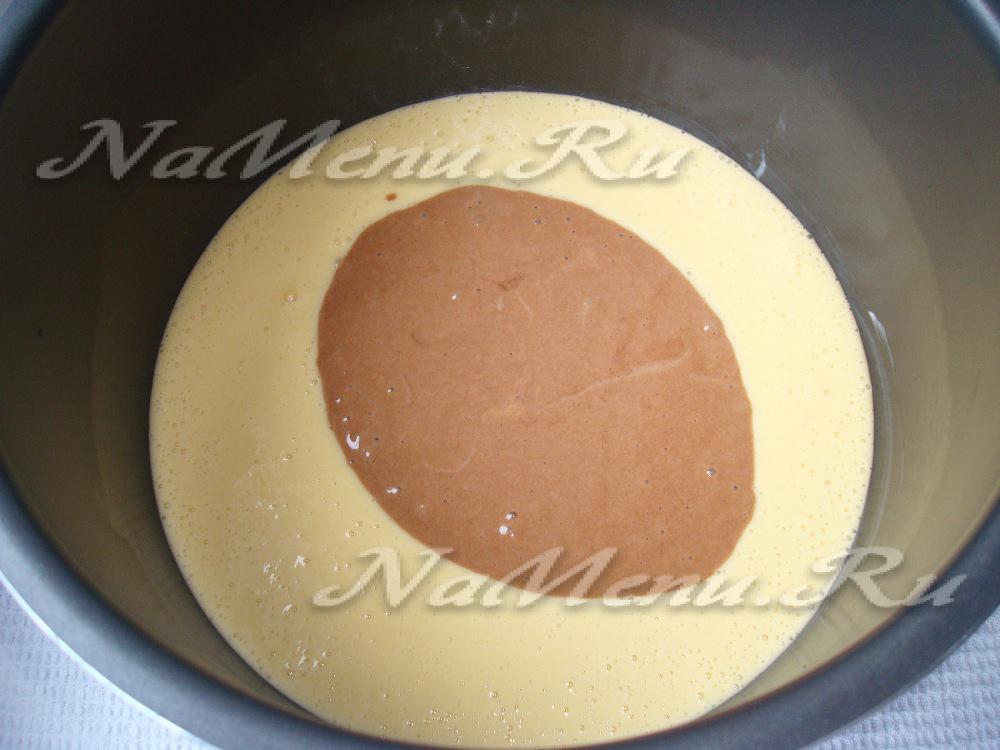 Бисквит в мультиварке рецепты с фото кембрик