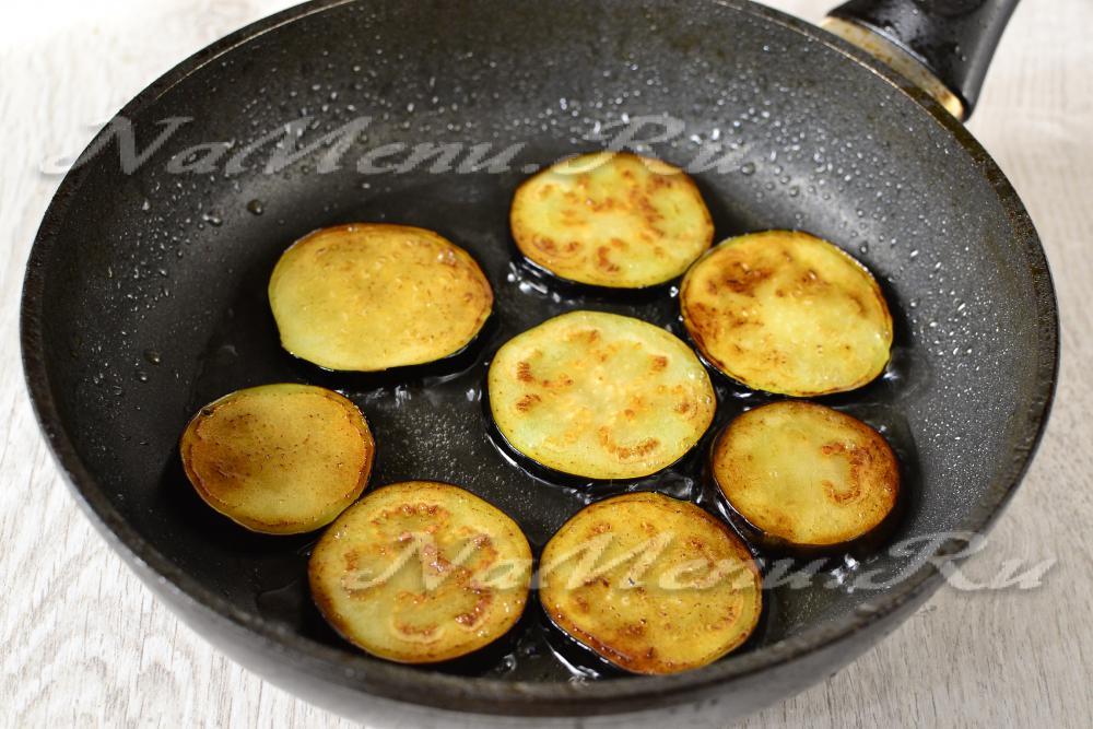 Рецепт на зиму баклажаны с чесноком