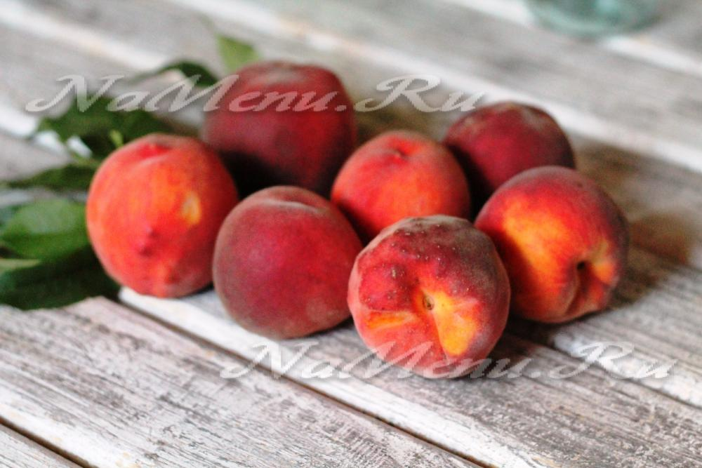 Как сделать персики спелыми 575