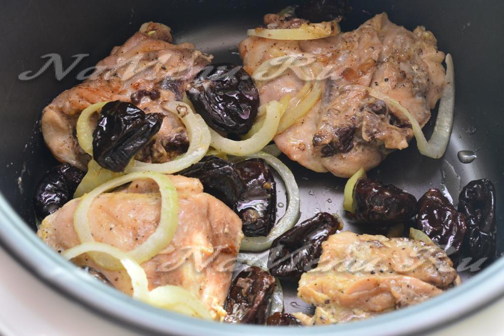 Курица мультиварке панасоник рецепты фото