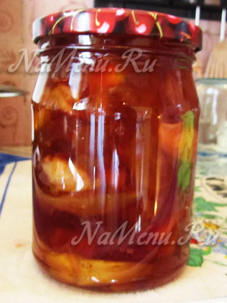 вкусное варенье яблок рецепт фото