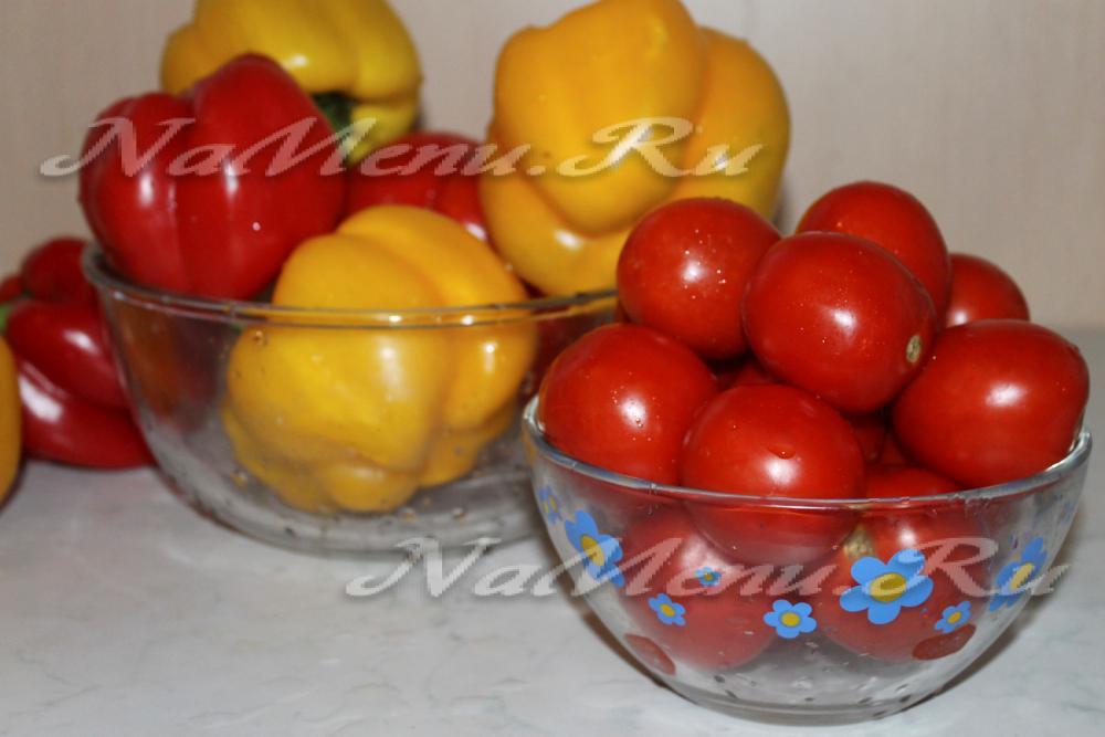 рецепт приготовления лечо из болгарского перца на зиму фото