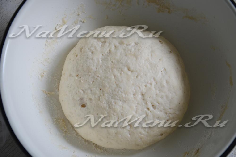 батон в духовке пошаговый рецепт