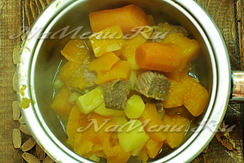Суп из тыквы при диабете 2 типа