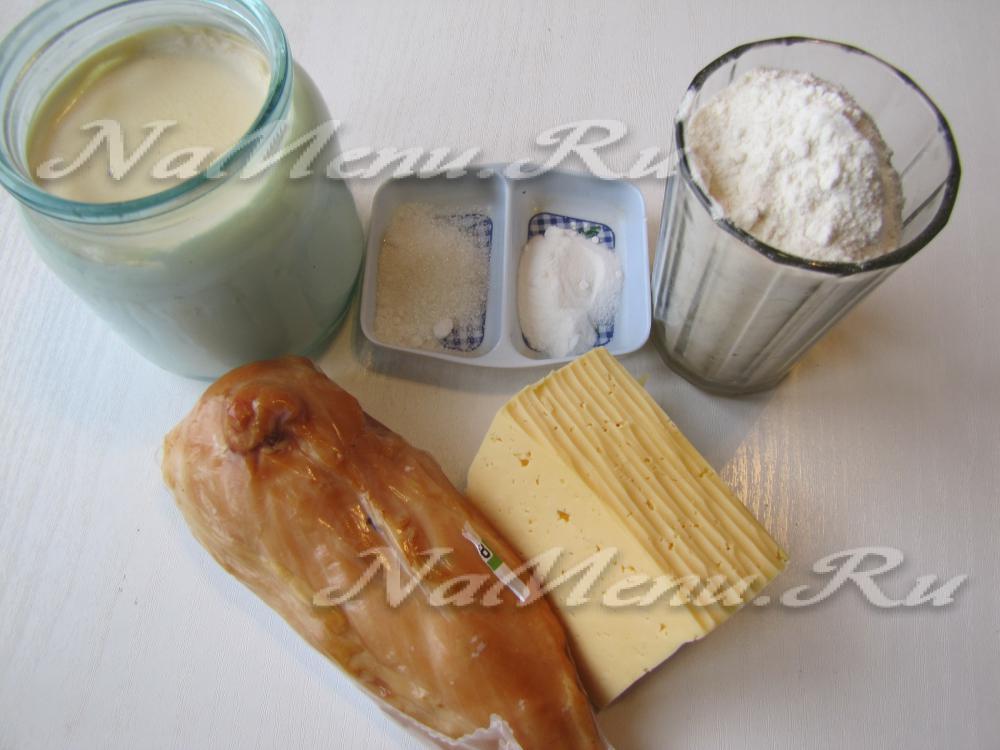 Рецепт сырных лепешек для шаурмы