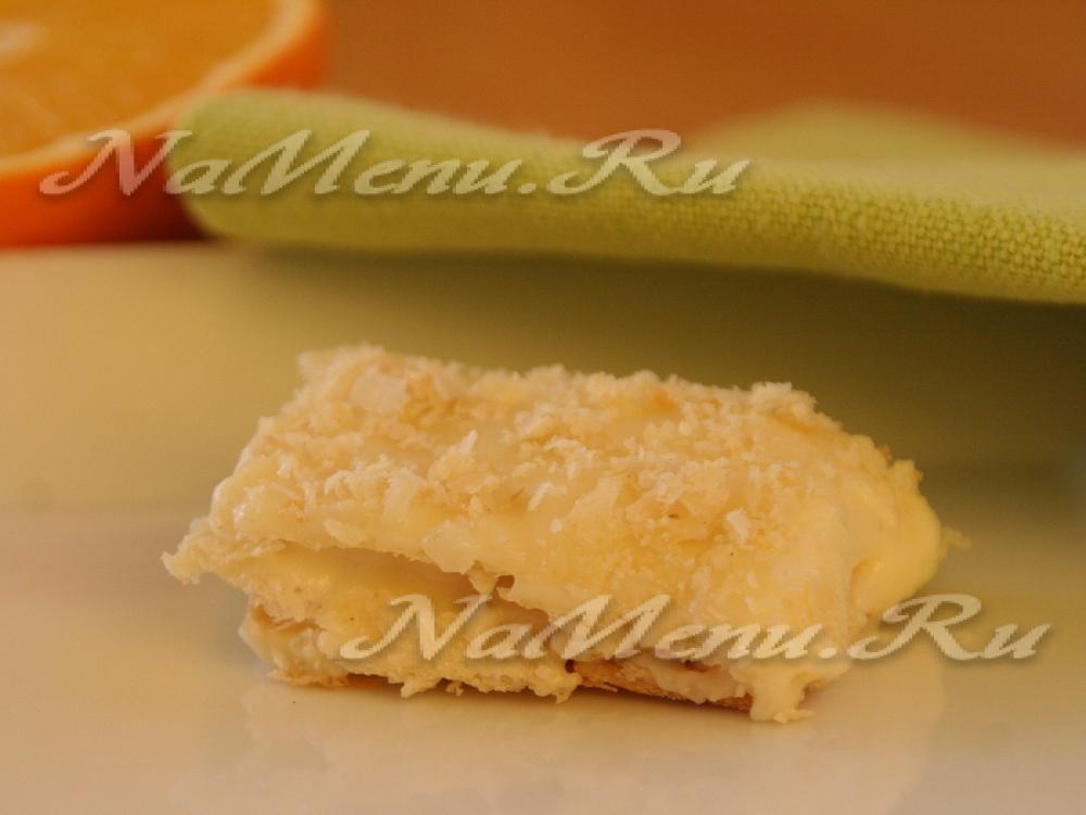Крем для торта со сгущенкой без миксера