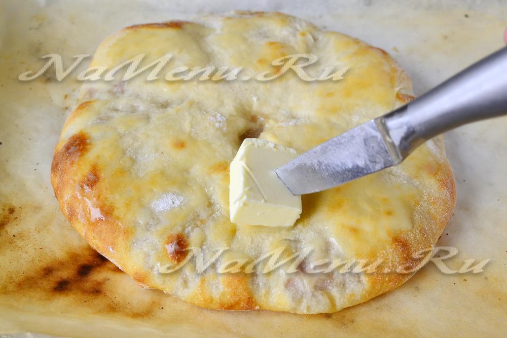 Как сделать тесто к осетинским пирогам 754