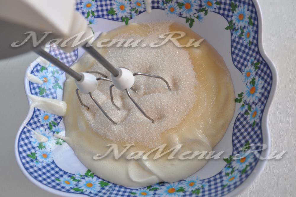 Рецепт торта мишка с пошаговым