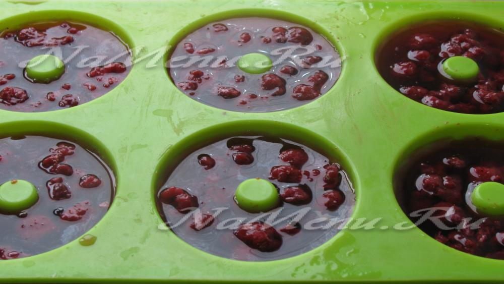 Как сделать желе из малины рецепт