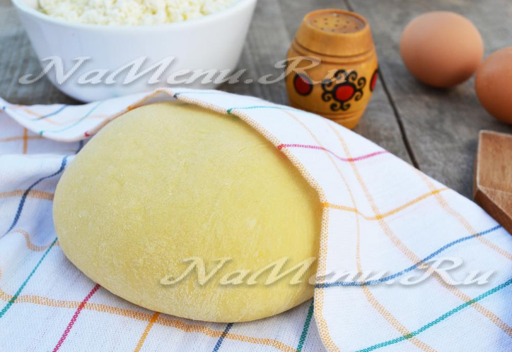 тесто на минералке для пельменей и вареников рецепт с фото пошагово #10