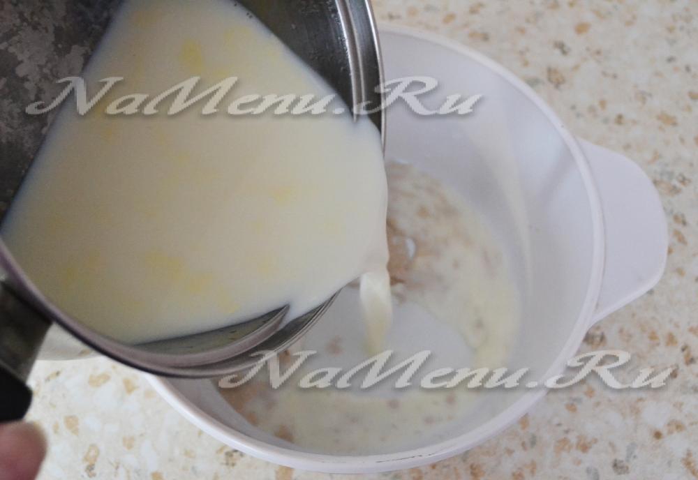 Тесто дрожжевое рецепт сухими дрожжами фото