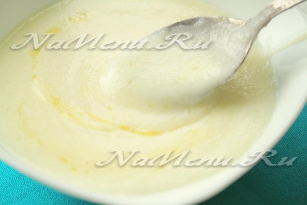 Торт рецепт кефир варенье рецепт с пошагово