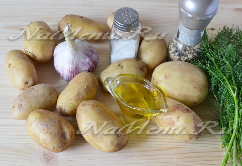 рецепт приготовления картошки с курицей в пакете