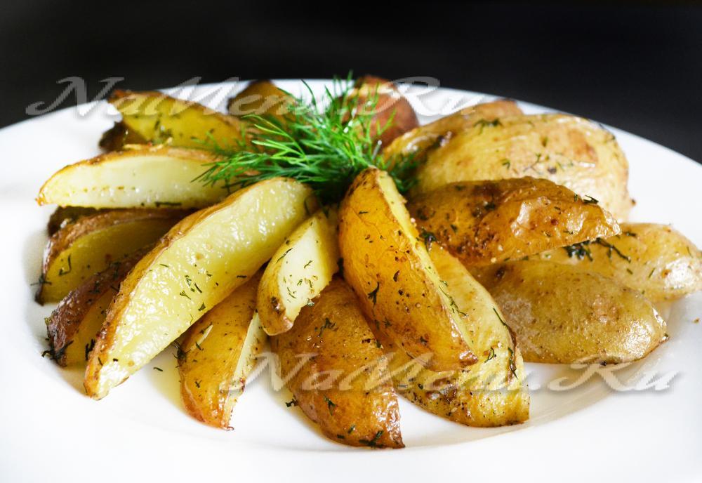 запеченный картофель запеченный в духовке с мясом фото рецепт