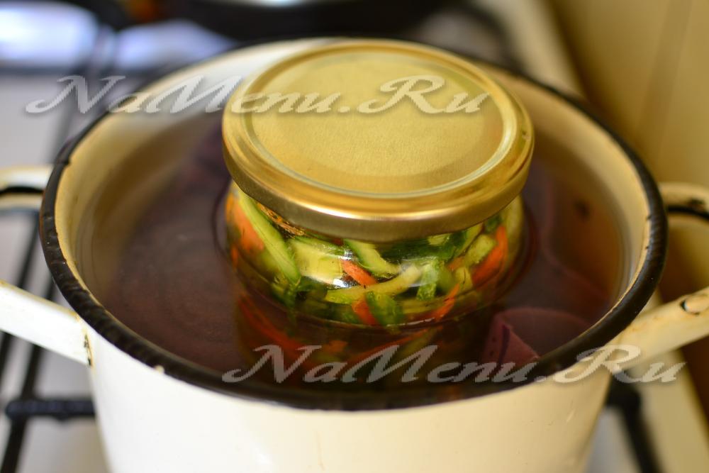 Салат из помидоров пальчики оближешь рецепт с 26