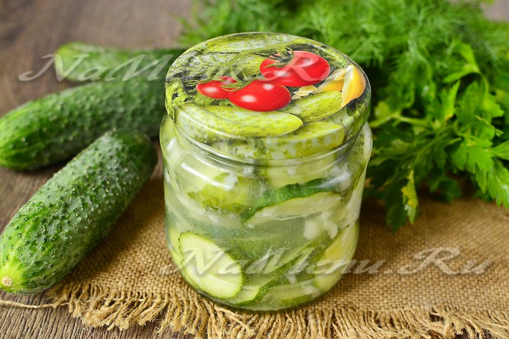 Салат на зиму пальчики оближешь рецепт с пошагово в