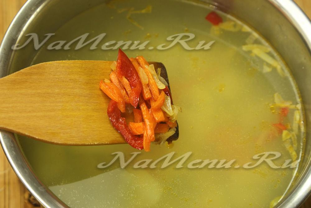 Щи из свежей капусты без мяса рецепт