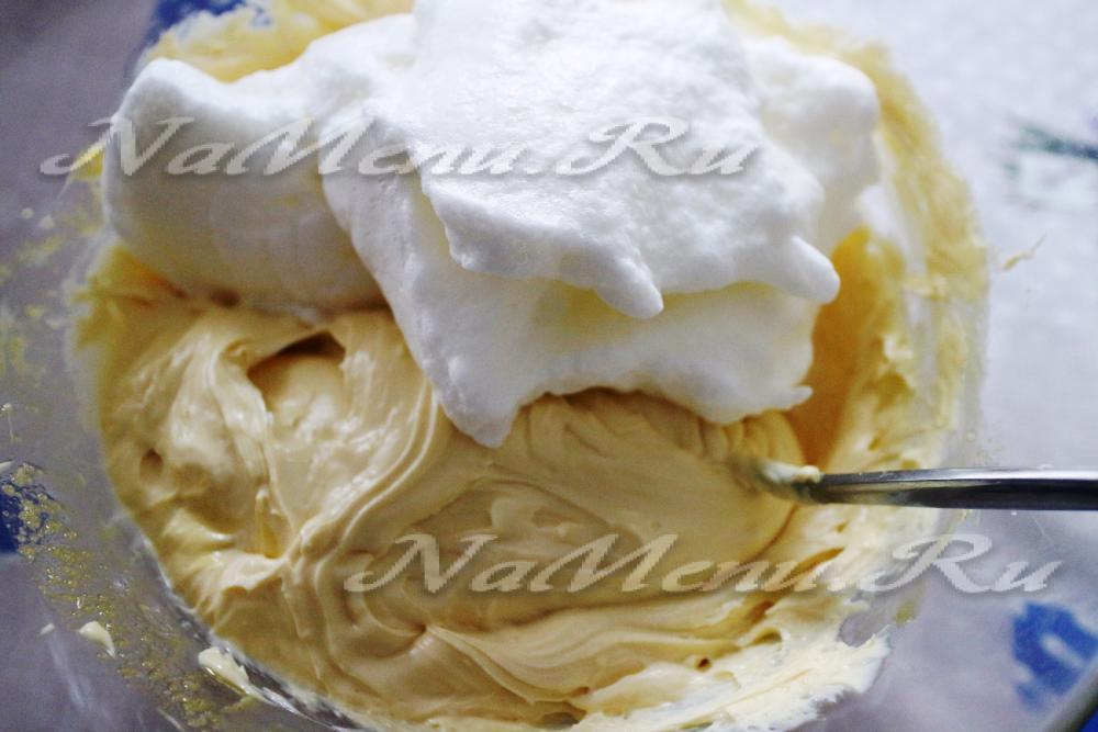 Крем из сыра маскарпоне рецепт с фото