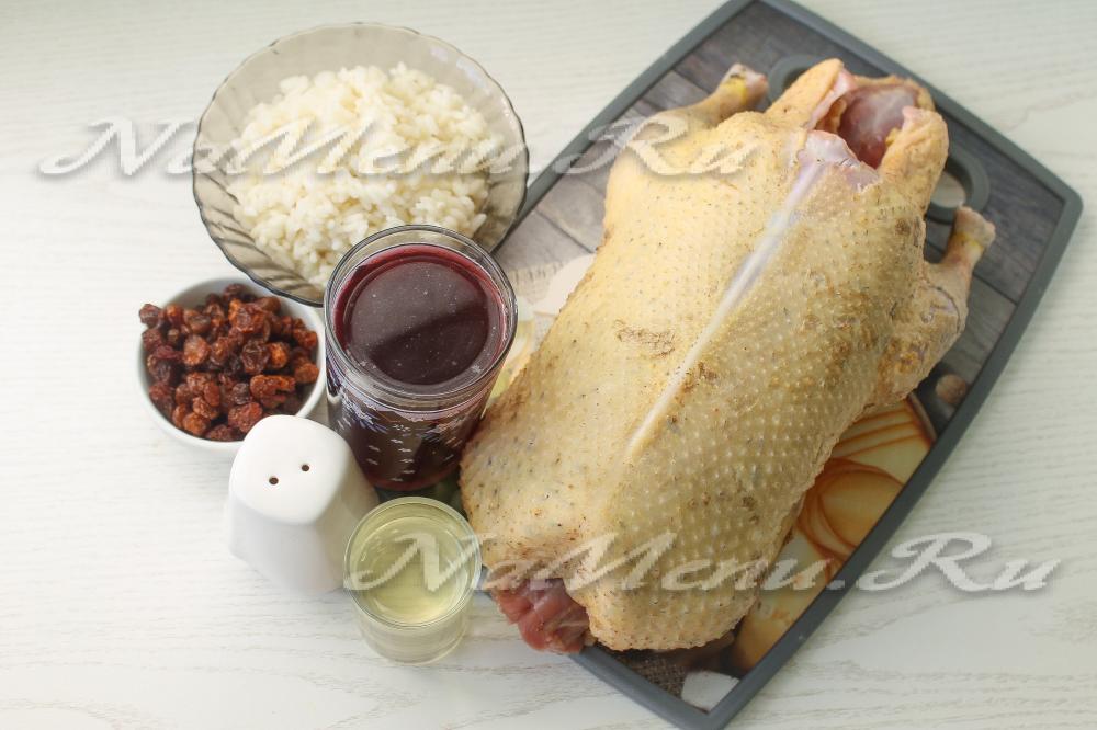 рецепт приготовления утки в духовке пошаговый рецепт с фото
