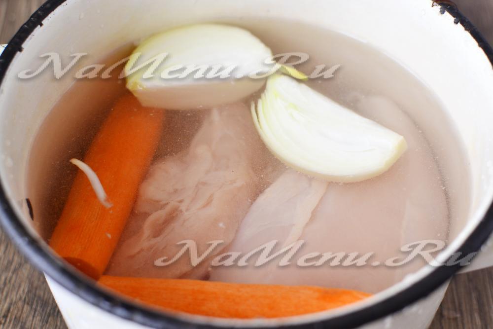 Холодец из окорочка с желатином рецепт с пошагово