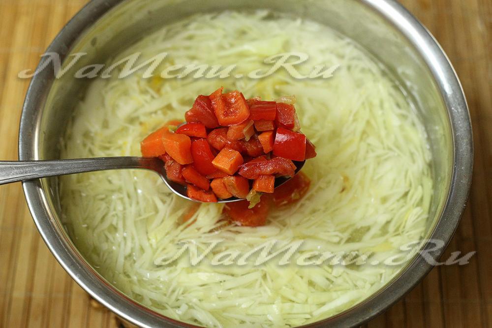 Щи со свежими помидорами рецепт