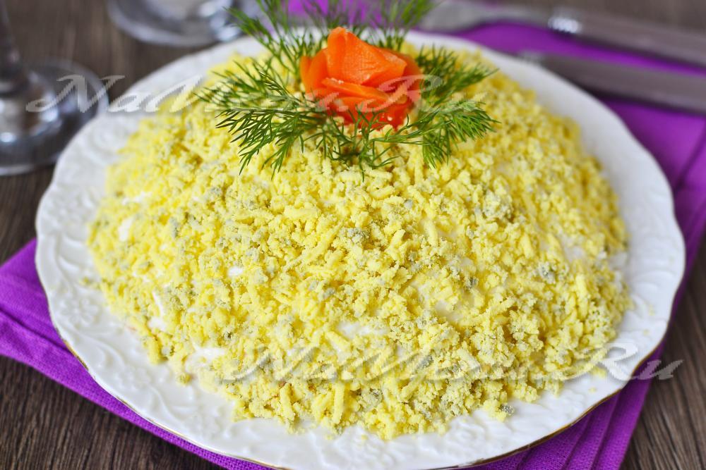 192Как сделать салат с тунцом рецепт пошагово