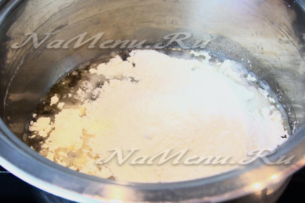 Вкусное и хрустящее тесто