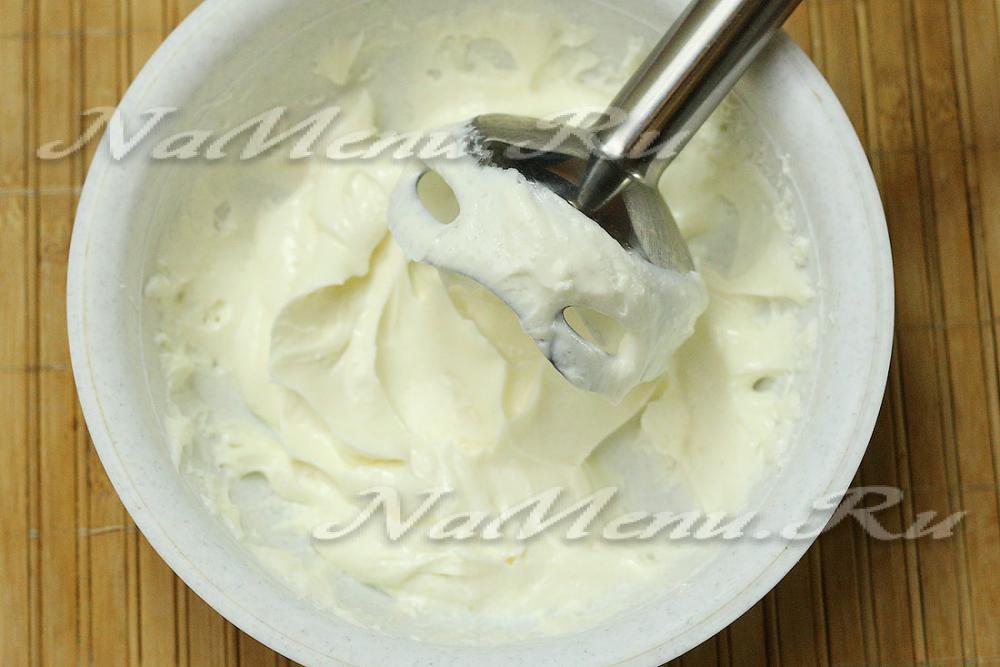 Как сделать творожный крем в домашних условиях