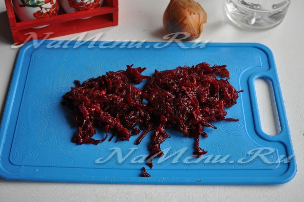 салат из свеклы без стерилизации на зиму рецепты