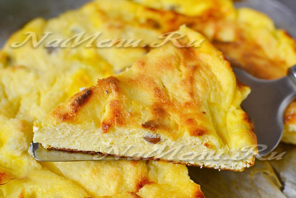 Рецепты на сковороде без муки
