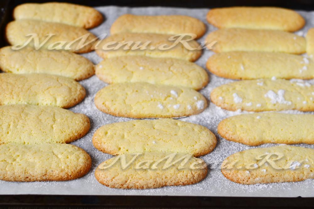 Рецепты печенья савоярди в домашних условиях 930