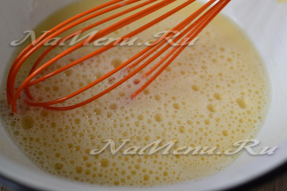 Блинчики ажурные на молоке с кефиром рецепт с пошагово
