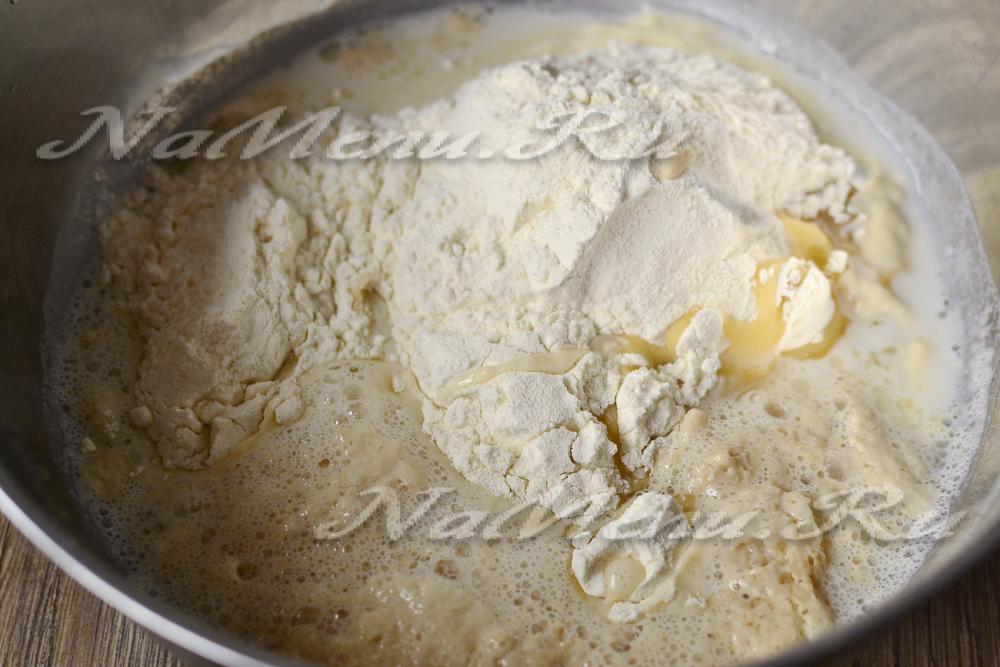 Классический рецепт осетинского пирога рецепты с пошагово