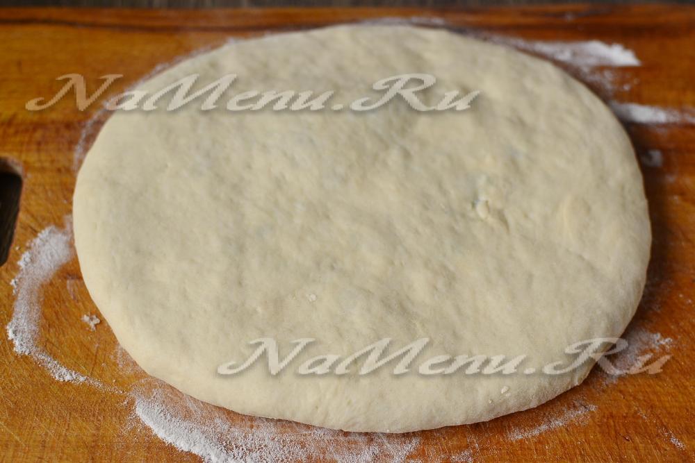 Как сделать тесто к осетинским пирогам 120
