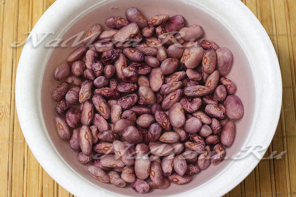 Как сделать фасоль лобио