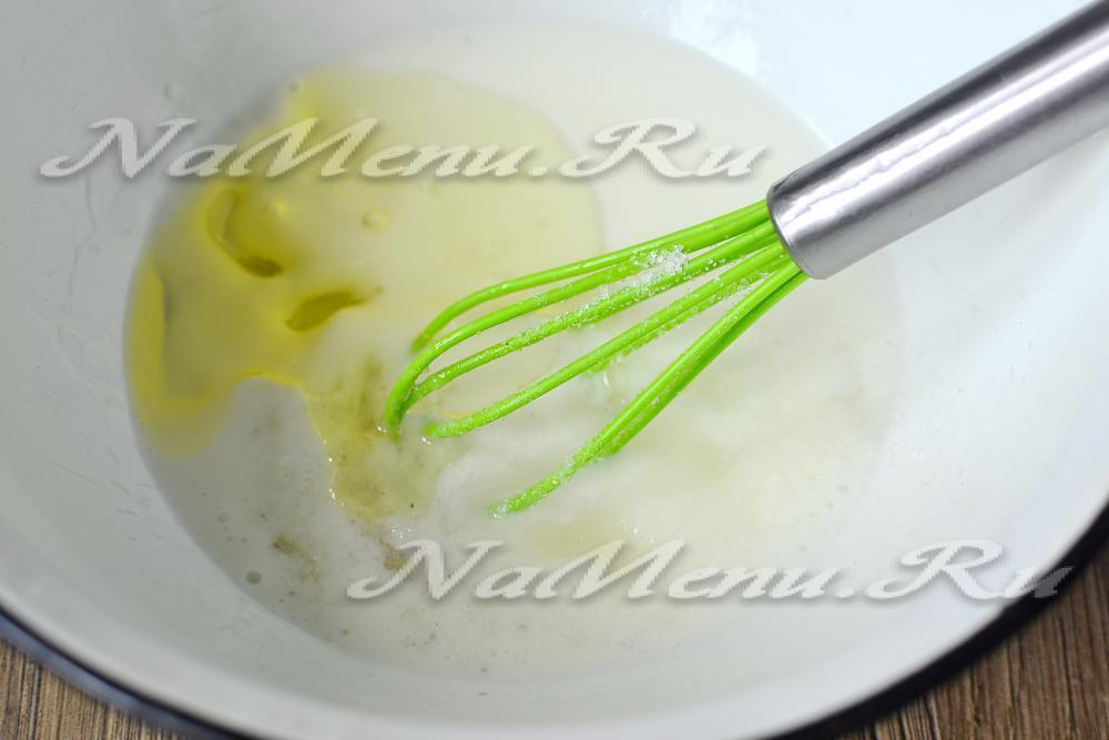 Тесто, как пух, на пирожки получается на кефире