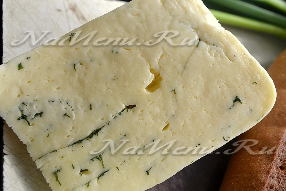 рецепт приготовления сыра сулугуни