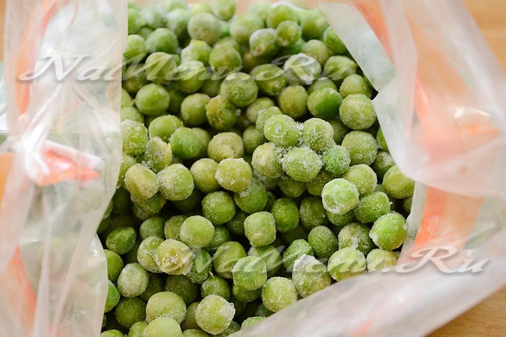 Как замораживать зеленый горошек в домашних условиях на зиму 253