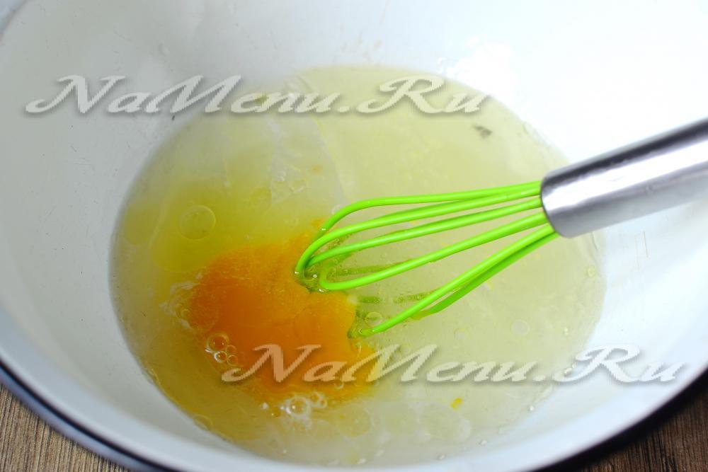 Рецепт теста вареники на минеральной воде