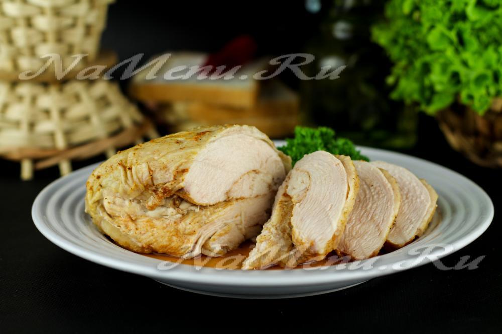 рецепт приготовления колбасы из куриной грудки