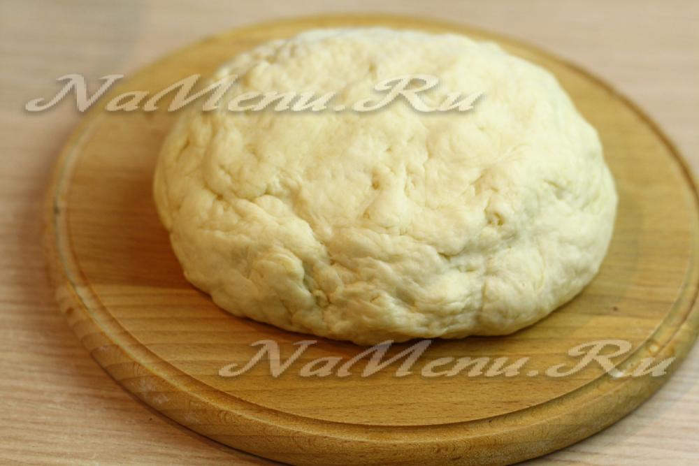 Тесто на манты рецепт классический пошаговый рецепт с на