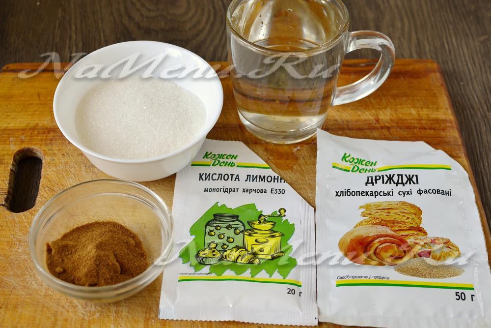 Рецепт быстрого кваса с сухими дрожжами